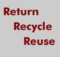 Return Recycle Reuse